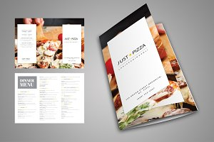 Clear and simple Menu to-go
