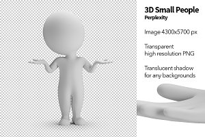 3D Small People - Perplexity