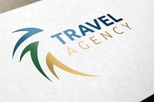 Travel Agency Logo - SB