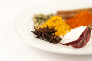 spices focused