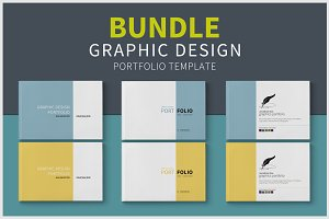 Graphic Design Portfolio Bundle