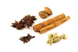 cardamom cinnamon spices