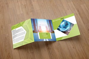 Trifold Corporate Brochure -V22