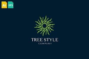 Tree Style Logo