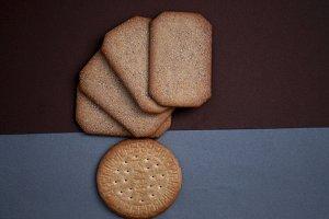 sweet crackers
