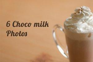 6 Choco Milk Photos