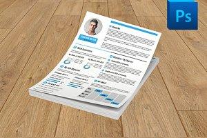 Resume template-V02