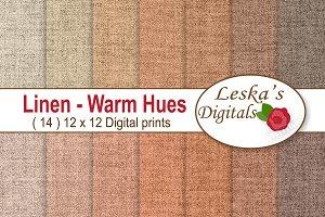 Linen Background Digital Paper