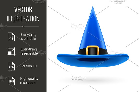 Witch hat in Graphics