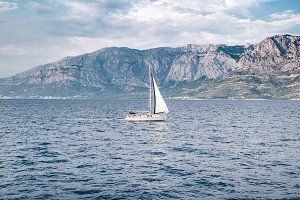 Sailing the Adriatic