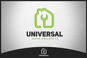 Universal Home Logo
