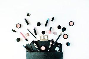 Feminine cosmetics set