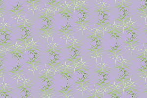 Bamboo Forest Seamless Pattern