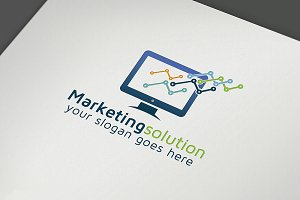 Trend Marketing Logo
