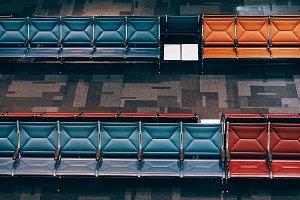 Airport Seats