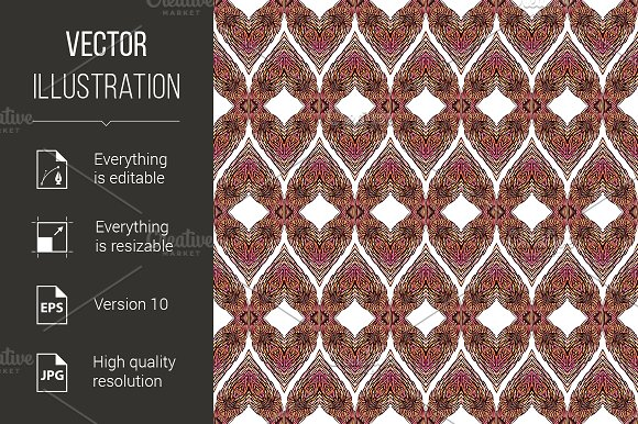 Seamless Pattern in Graphics