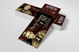 Concert Pass / Party Ticket