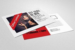 Fashion & luxury Postcard