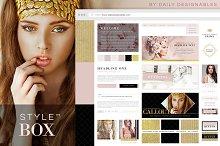 blog design kit