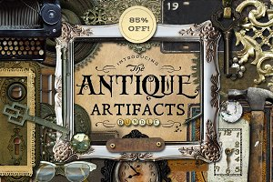 Amazing Antique Artifacts Bundle