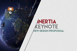 Inertia | Keynote Template
