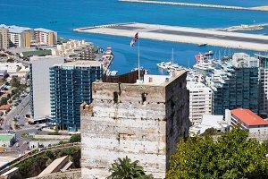 Gibraltar Urban Scenery