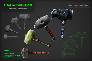 Hammers [weapons]