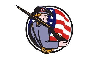 American Patriot Minuteman Rifle