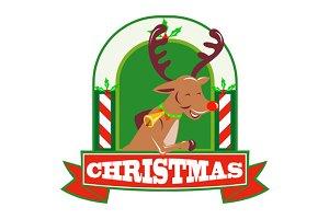Reindeer Deer Stag Buck Christma