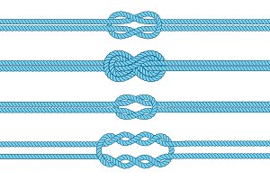 Sailor Ropes and Knots