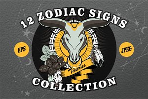 Signs of the zodiac