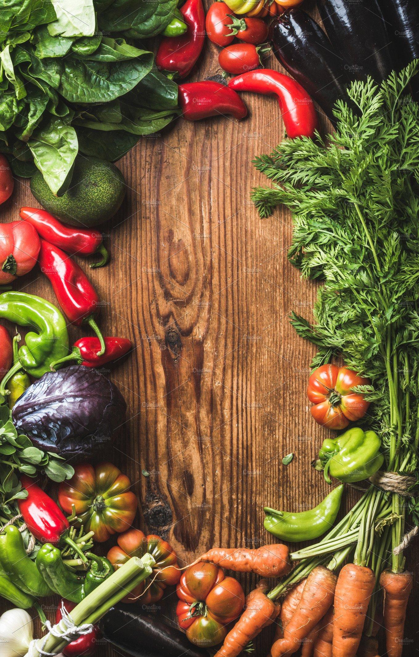 fresh raw vegetable ingredients food amp drink photos