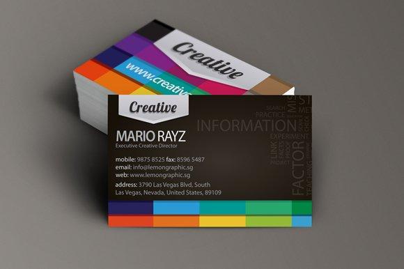 Creative black business card design business card templates creative black business card design business card templates creative market colourmoves