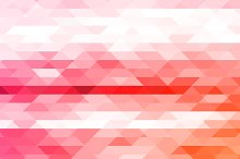 Bright triangles,abstract background