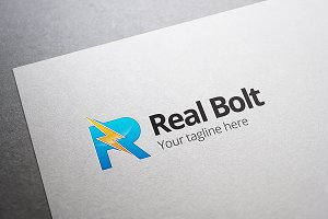 Real Bolt Logo