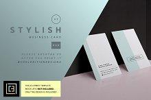 Stylish - Business Card 97