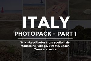 Italy Photopack - Part 1
