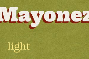 Mayonez light
