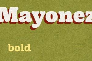 Mayonez bold