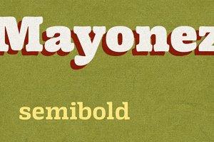 Mayonez semibold