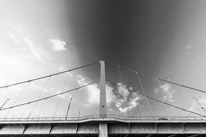 Bridge part