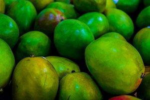 green mango fresh