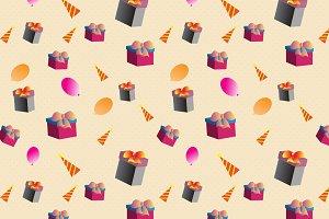 Birthday Gifts Pattern