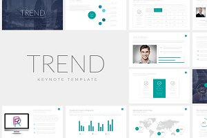 Trend Keynote Template