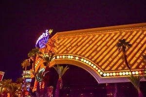 Harrah's Las Vegas hotel