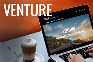 Venture-WordPress Theme