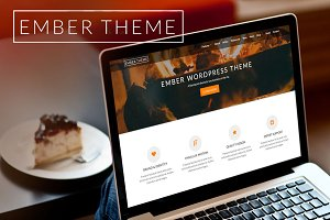 Ember-WordPress Theme