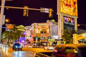 Forum Shops in Las Vegas