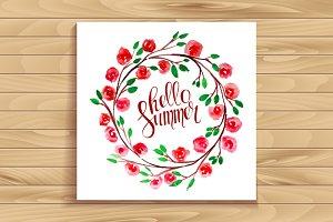 Hello summer!