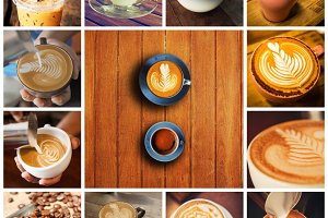 coffee vintage collection